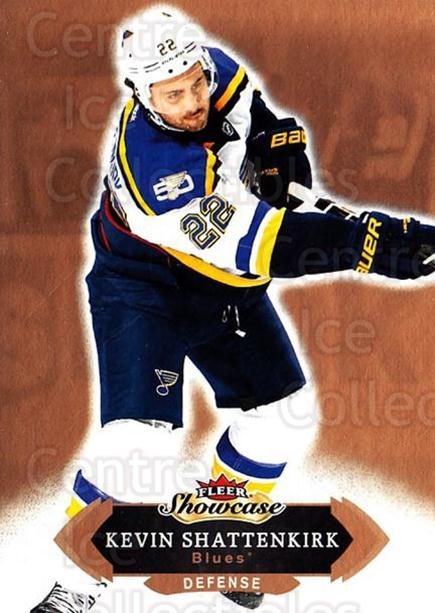 2016-17 Fleer Showcase #68 Kevin Shattenkirk<br/>5 In Stock - $1.00 each - <a href=https://centericecollectibles.foxycart.com/cart?name=2016-17%20Fleer%20Showcase%20%2368%20Kevin%20Shattenki...&quantity_max=5&price=$1.00&code=694789 class=foxycart> Buy it now! </a>