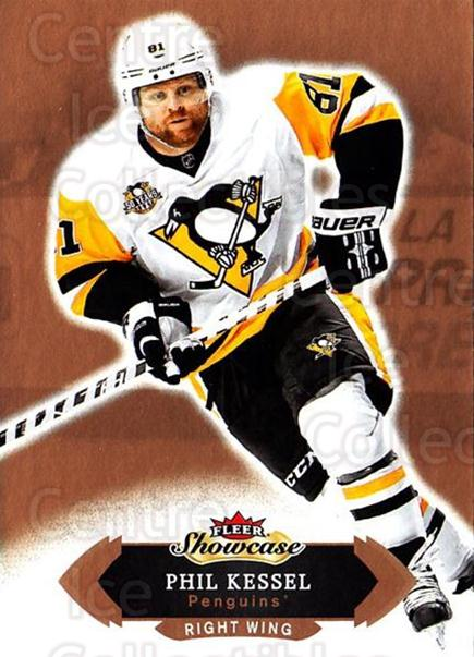 2016-17 Fleer Showcase #91 Phil Kessel<br/>5 In Stock - $1.00 each - <a href=https://centericecollectibles.foxycart.com/cart?name=2016-17%20Fleer%20Showcase%20%2391%20Phil%20Kessel...&quantity_max=5&price=$1.00&code=694812 class=foxycart> Buy it now! </a>
