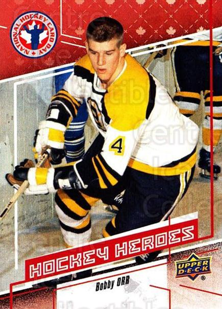 2017 Upper Deck National Hockey Card Day Canada #11 Bobby Orr<br/>31 In Stock - $3.00 each - <a href=https://centericecollectibles.foxycart.com/cart?name=2017%20Upper%20Deck%20National%20Hockey%20Card%20Day%20Canada%20%2311%20Bobby%20Orr...&price=$3.00&code=694963 class=foxycart> Buy it now! </a>