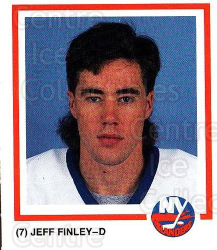 1990-91 New York Islanders Team Issue #3 Jeff Finley<br/>1 In Stock - $3.00 each - <a href=https://centericecollectibles.foxycart.com/cart?name=1990-91%20New%20York%20Islanders%20Team%20Issue%20%233%20Jeff%20Finley...&quantity_max=1&price=$3.00&code=695194 class=foxycart> Buy it now! </a>