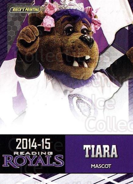 2014-15 Reading Royals #26 Mascot<br/>2 In Stock - $3.00 each - <a href=https://centericecollectibles.foxycart.com/cart?name=2014-15%20Reading%20Royals%20%2326%20Mascot...&price=$3.00&code=696304 class=foxycart> Buy it now! </a>