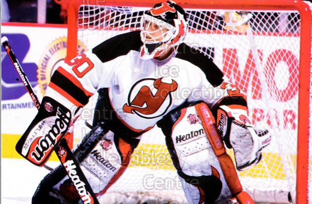 1998-99 Panini Photocards #13 Martin Brodeur<br/>6 In Stock - $3.00 each - <a href=https://centericecollectibles.foxycart.com/cart?name=1998-99%20Panini%20Photocards%20%2313%20Martin%20Brodeur...&price=$3.00&code=69642 class=foxycart> Buy it now! </a>