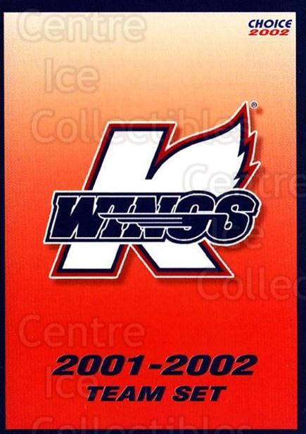 2001-02 Kalamazoo Wings #25 Checklist<br/>1 In Stock - $3.00 each - <a href=https://centericecollectibles.foxycart.com/cart?name=2001-02%20Kalamazoo%20Wings%20%2325%20Checklist...&quantity_max=1&price=$3.00&code=696564 class=foxycart> Buy it now! </a>