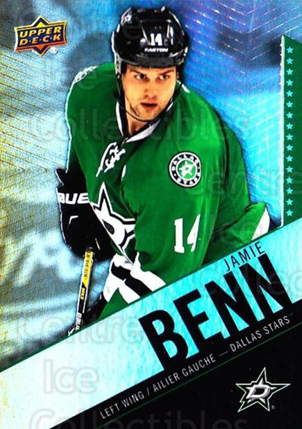 2015-16 Tim Hortons #14 Jamie Benn<br/>16 In Stock - $1.00 each - <a href=https://centericecollectibles.foxycart.com/cart?name=2015-16%20Tim%20Hortons%20%2314%20Jamie%20Benn...&quantity_max=16&price=$1.00&code=696702 class=foxycart> Buy it now! </a>