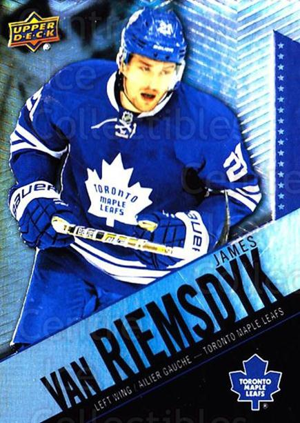 2015-16 Tim Hortons #21 James van Riemsdyk<br/>16 In Stock - $1.00 each - <a href=https://centericecollectibles.foxycart.com/cart?name=2015-16%20Tim%20Hortons%20%2321%20James%20van%20Riems...&quantity_max=16&price=$1.00&code=696709 class=foxycart> Buy it now! </a>