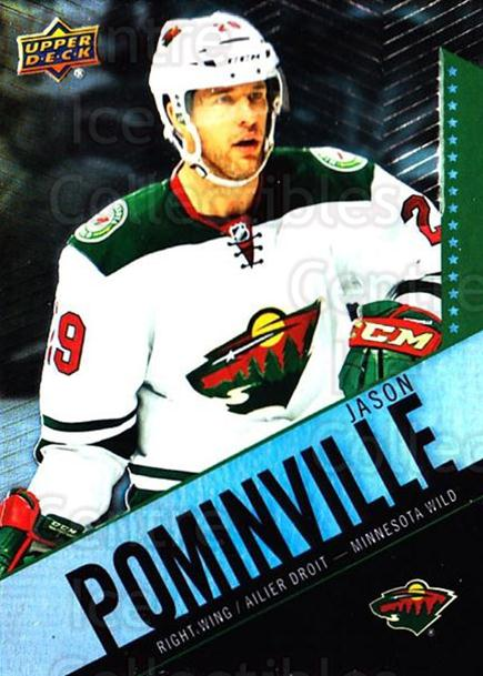 2015-16 Tim Hortons #29 Jason Pominville<br/>15 In Stock - $1.00 each - <a href=https://centericecollectibles.foxycart.com/cart?name=2015-16%20Tim%20Hortons%20%2329%20Jason%20Pominvill...&quantity_max=15&price=$1.00&code=696717 class=foxycart> Buy it now! </a>