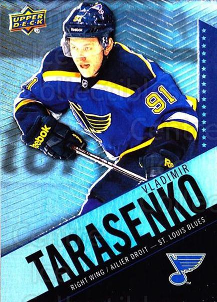 2015-16 Tim Hortons #49 Vladimir Tarasenko<br/>16 In Stock - $1.00 each - <a href=https://centericecollectibles.foxycart.com/cart?name=2015-16%20Tim%20Hortons%20%2349%20Vladimir%20Tarase...&quantity_max=16&price=$1.00&code=696737 class=foxycart> Buy it now! </a>