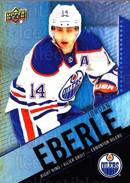 2015-16 Tim Hortons #78 Jordan Eberle<br/>17 In Stock - $1.00 each - <a href=https://centericecollectibles.foxycart.com/cart?name=2015-16%20Tim%20Hortons%20%2378%20Jordan%20Eberle...&quantity_max=17&price=$1.00&code=696766 class=foxycart> Buy it now! </a>