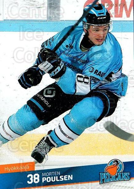 2016-17 Finnish Cardset #309 Morten Poulsen<br/>2 In Stock - $2.00 each - <a href=https://centericecollectibles.foxycart.com/cart?name=2016-17%20Finnish%20Cardset%20%23309%20Morten%20Poulsen...&quantity_max=2&price=$2.00&code=696917 class=foxycart> Buy it now! </a>