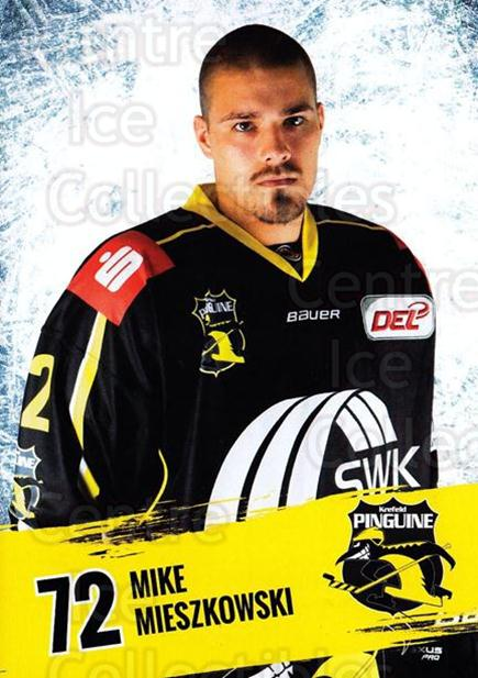 2016-17 German Krefeld Penguins Postcards #20 Mike Mieszkowski<br/>3 In Stock - $3.00 each - <a href=https://centericecollectibles.foxycart.com/cart?name=2016-17%20German%20Krefeld%20Penguins%20Postcards%20%2320%20Mike%20Mieszkowsk...&quantity_max=3&price=$3.00&code=697179 class=foxycart> Buy it now! </a>
