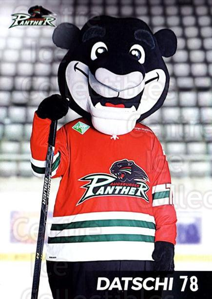 2016-17 German Augsburg Panthers Postcards #22 Mascot<br/>2 In Stock - $3.00 each - <a href=https://centericecollectibles.foxycart.com/cart?name=2016-17%20German%20Augsburg%20Panthers%20Postcards%20%2322%20Mascot...&quantity_max=2&price=$3.00&code=697214 class=foxycart> Buy it now! </a>