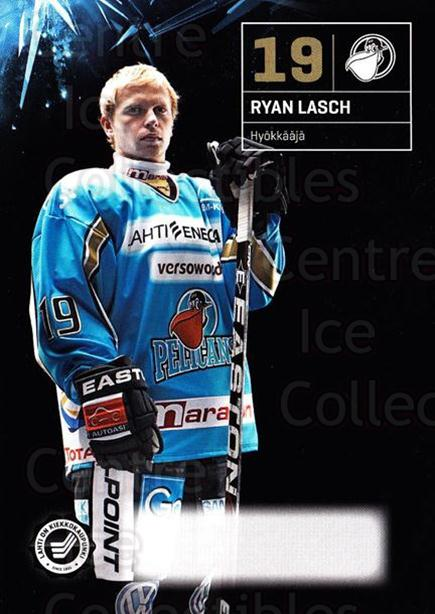 2011-12 Finnish Pelicans Postcards #11 Ryan Lasch<br/>1 In Stock - $3.00 each - <a href=https://centericecollectibles.foxycart.com/cart?name=2011-12%20Finnish%20Pelicans%20Postcards%20%2311%20Ryan%20Lasch...&quantity_max=1&price=$3.00&code=697425 class=foxycart> Buy it now! </a>
