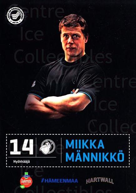 2012-13 Finnish Pelicans Postcards #30 Miikka Mannikko<br/>2 In Stock - $3.00 each - <a href=https://centericecollectibles.foxycart.com/cart?name=2012-13%20Finnish%20Pelicans%20Postcards%20%2330%20Miikka%20Mannikko...&quantity_max=2&price=$3.00&code=697448 class=foxycart> Buy it now! </a>