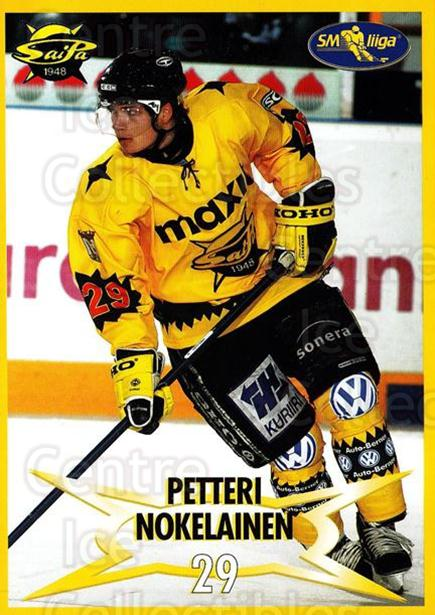 2004-05 Finnish SaiPa Lappeenranta Postcards #16 Petteri Nokelainen<br/>1 In Stock - $3.00 each - <a href=https://centericecollectibles.foxycart.com/cart?name=2004-05%20Finnish%20SaiPa%20Lappeenranta%20Postcards%20%2316%20Petteri%20Nokelai...&quantity_max=1&price=$3.00&code=697458 class=foxycart> Buy it now! </a>