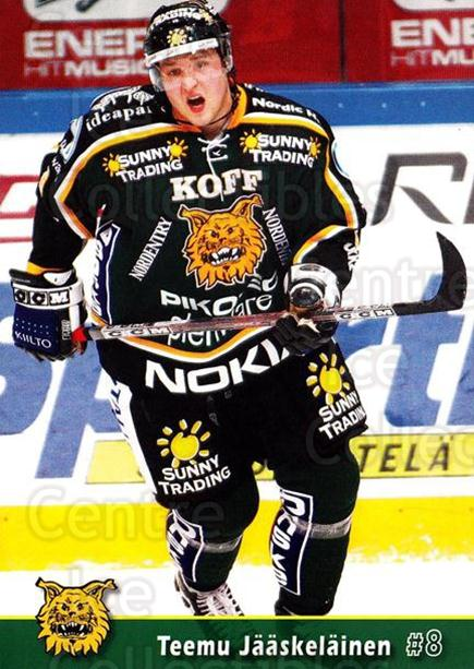 2007-08 Finnish Ilves Tampere Postcards #1 Teemu Jaaskelainen<br/>5 In Stock - $3.00 each - <a href=https://centericecollectibles.foxycart.com/cart?name=2007-08%20Finnish%20Ilves%20Tampere%20Postcards%20%231%20Teemu%20Jaaskelai...&quantity_max=5&price=$3.00&code=697566 class=foxycart> Buy it now! </a>