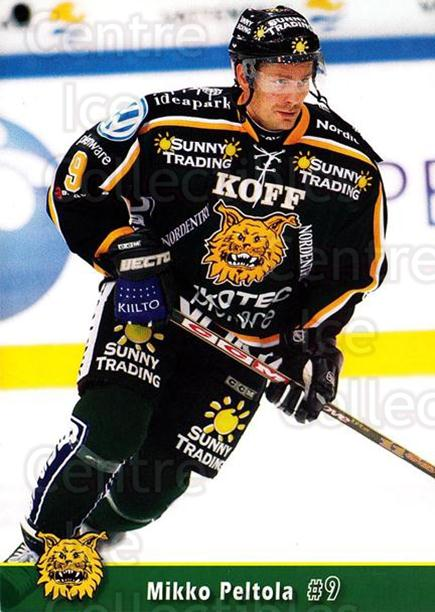 2007-08 Finnish Ilves Tampere Postcards #2 Mikko Peltols<br/>4 In Stock - $3.00 each - <a href=https://centericecollectibles.foxycart.com/cart?name=2007-08%20Finnish%20Ilves%20Tampere%20Postcards%20%232%20Mikko%20Peltols...&quantity_max=4&price=$3.00&code=697567 class=foxycart> Buy it now! </a>