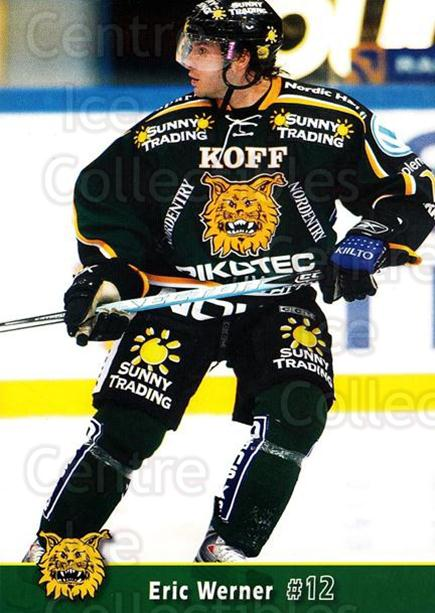 2007-08 Finnish Ilves Tampere Postcards #4 Eric Werner<br/>3 In Stock - $3.00 each - <a href=https://centericecollectibles.foxycart.com/cart?name=2007-08%20Finnish%20Ilves%20Tampere%20Postcards%20%234%20Eric%20Werner...&quantity_max=3&price=$3.00&code=697569 class=foxycart> Buy it now! </a>