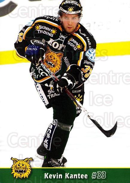 2007-08 Finnish Ilves Tampere Postcards #7 Kevin Kantee<br/>11 In Stock - $3.00 each - <a href=https://centericecollectibles.foxycart.com/cart?name=2007-08%20Finnish%20Ilves%20Tampere%20Postcards%20%237%20Kevin%20Kantee...&quantity_max=11&price=$3.00&code=697572 class=foxycart> Buy it now! </a>