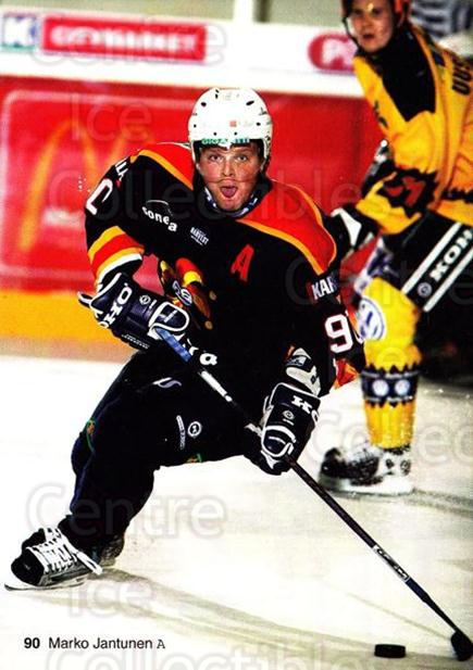 2003-04 Finnish Jokerit Helsinki Postcards #11 Marko Jantunen<br/>2 In Stock - $3.00 each - <a href=https://centericecollectibles.foxycart.com/cart?name=2003-04%20Finnish%20Jokerit%20Helsinki%20Postcards%20%2311%20Marko%20Jantunen...&price=$3.00&code=697593 class=foxycart> Buy it now! </a>