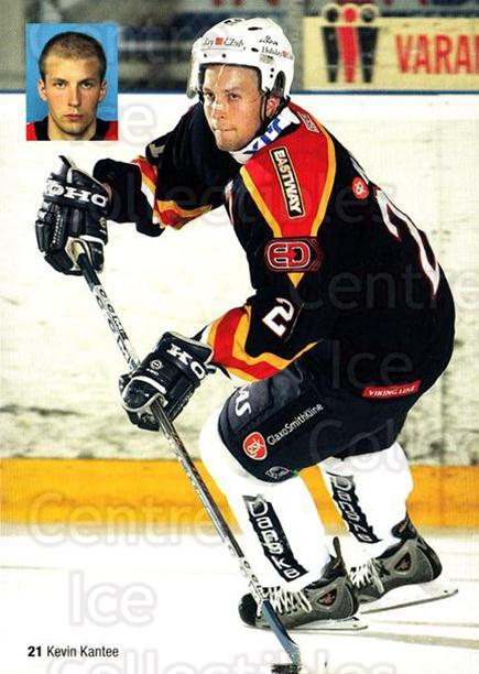 2004-05 Finnish Jokerit Helsinki Postcards #7 Kevin Kantee<br/>1 In Stock - $3.00 each - <a href=https://centericecollectibles.foxycart.com/cart?name=2004-05%20Finnish%20Jokerit%20Helsinki%20Postcards%20%237%20Kevin%20Kantee...&price=$3.00&code=697601 class=foxycart> Buy it now! </a>