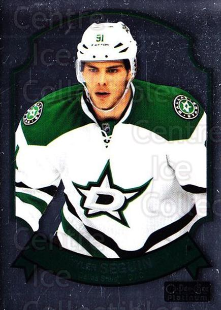 2014-15 O-Pee-Chee Platinum Retro #12 Tyler Seguin<br/>2 In Stock - $2.00 each - <a href=https://centericecollectibles.foxycart.com/cart?name=2014-15%20O-Pee-Chee%20Platinum%20Retro%20%2312%20Tyler%20Seguin...&quantity_max=2&price=$2.00&code=697635 class=foxycart> Buy it now! </a>