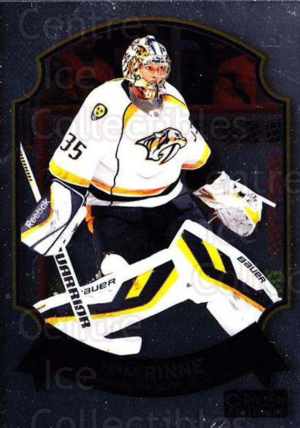 2014-15 O-Pee-Chee Platinum Retro #29 Pekka Rinne<br/>2 In Stock - $2.00 each - <a href=https://centericecollectibles.foxycart.com/cart?name=2014-15%20O-Pee-Chee%20Platinum%20Retro%20%2329%20Pekka%20Rinne...&quantity_max=2&price=$2.00&code=697652 class=foxycart> Buy it now! </a>