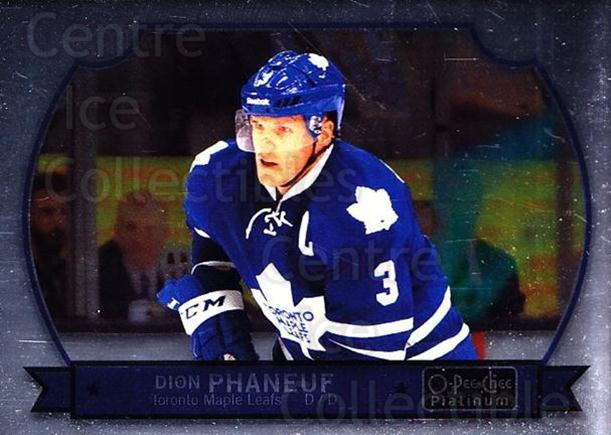2014-15 O-Pee-Chee Platinum Retro #30 Dion Phaneuf<br/>1 In Stock - $2.00 each - <a href=https://centericecollectibles.foxycart.com/cart?name=2014-15%20O-Pee-Chee%20Platinum%20Retro%20%2330%20Dion%20Phaneuf...&price=$2.00&code=697653 class=foxycart> Buy it now! </a>