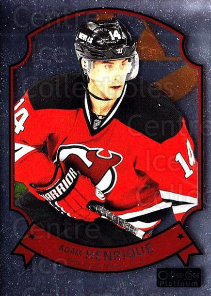 2014-15 O-Pee-Chee Platinum Retro #40 Adam Henrique<br/>1 In Stock - $2.00 each - <a href=https://centericecollectibles.foxycart.com/cart?name=2014-15%20O-Pee-Chee%20Platinum%20Retro%20%2340%20Adam%20Henrique...&quantity_max=1&price=$2.00&code=697663 class=foxycart> Buy it now! </a>