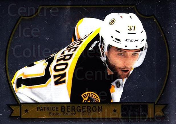 2014-15 O-Pee-Chee Platinum Retro #56 Patrice Bergeron<br/>3 In Stock - $2.00 each - <a href=https://centericecollectibles.foxycart.com/cart?name=2014-15%20O-Pee-Chee%20Platinum%20Retro%20%2356%20Patrice%20Bergero...&quantity_max=3&price=$2.00&code=697679 class=foxycart> Buy it now! </a>