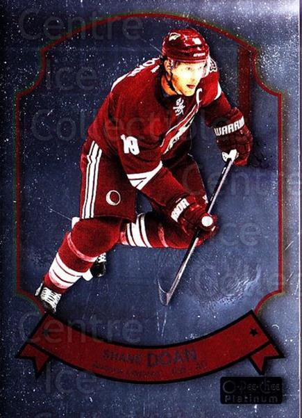 2014-15 O-Pee-Chee Platinum Retro #58 Shane Doan<br/>3 In Stock - $2.00 each - <a href=https://centericecollectibles.foxycart.com/cart?name=2014-15%20O-Pee-Chee%20Platinum%20Retro%20%2358%20Shane%20Doan...&quantity_max=3&price=$2.00&code=697681 class=foxycart> Buy it now! </a>