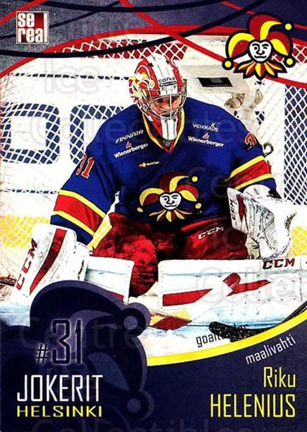 2016-17 Finnish Jokerit Helsinki Sereal #B02 Riku Helenius<br/>8 In Stock - $2.00 each - <a href=https://centericecollectibles.foxycart.com/cart?name=2016-17%20Finnish%20Jokerit%20Helsinki%20Sereal%20%23B02%20Riku%20Helenius...&quantity_max=8&price=$2.00&code=697725 class=foxycart> Buy it now! </a>