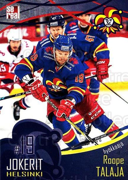 2016-17 Finnish Jokerit Helsinki Sereal #B18 Roope Talaja<br/>8 In Stock - $2.00 each - <a href=https://centericecollectibles.foxycart.com/cart?name=2016-17%20Finnish%20Jokerit%20Helsinki%20Sereal%20%23B18%20Roope%20Talaja...&quantity_max=8&price=$2.00&code=697741 class=foxycart> Buy it now! </a>