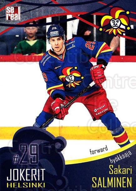 2016-17 Finnish Jokerit Helsinki Sereal #B22 Sakari Salminen<br/>8 In Stock - $2.00 each - <a href=https://centericecollectibles.foxycart.com/cart?name=2016-17%20Finnish%20Jokerit%20Helsinki%20Sereal%20%23B22%20Sakari%20Salminen...&quantity_max=8&price=$2.00&code=697745 class=foxycart> Buy it now! </a>