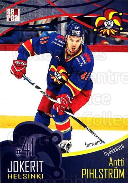 2016-17 Finnish Jokerit Helsinki Sereal #B23 Antti Pihlstrom<br/>6 In Stock - $2.00 each - <a href=https://centericecollectibles.foxycart.com/cart?name=2016-17%20Finnish%20Jokerit%20Helsinki%20Sereal%20%23B23%20Antti%20Pihlstrom...&quantity_max=6&price=$2.00&code=697746 class=foxycart> Buy it now! </a>