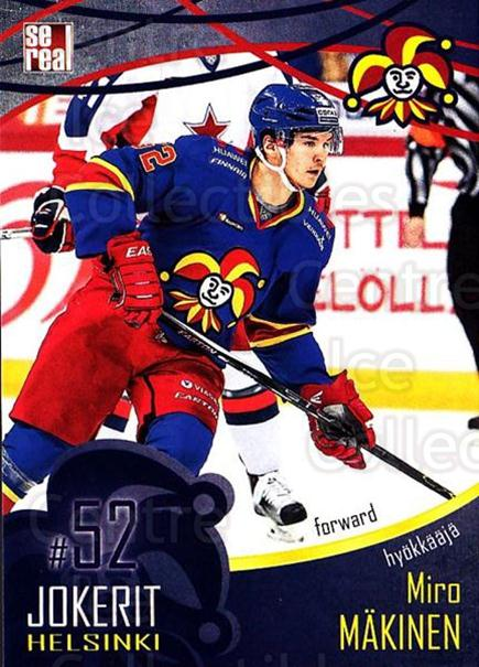 2016-17 Finnish Jokerit Helsinki Sereal #B24 Miro Makinen<br/>8 In Stock - $2.00 each - <a href=https://centericecollectibles.foxycart.com/cart?name=2016-17%20Finnish%20Jokerit%20Helsinki%20Sereal%20%23B24%20Miro%20Makinen...&quantity_max=8&price=$2.00&code=697747 class=foxycart> Buy it now! </a>