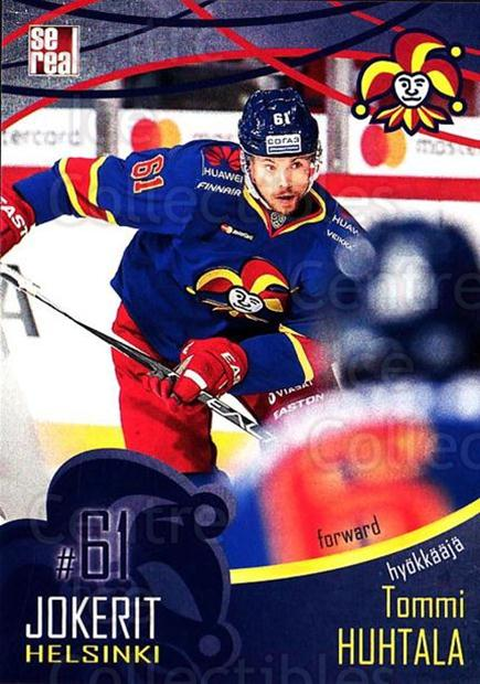 2016-17 Finnish Jokerit Helsinki Sereal #B27 Tommi Huhtala<br/>7 In Stock - $2.00 each - <a href=https://centericecollectibles.foxycart.com/cart?name=2016-17%20Finnish%20Jokerit%20Helsinki%20Sereal%20%23B27%20Tommi%20Huhtala...&quantity_max=7&price=$2.00&code=697750 class=foxycart> Buy it now! </a>