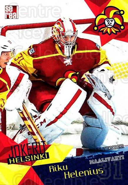 2016-17 Finnish Jokerit Helsinki Sereal #G03 Riku Helenius<br/>7 In Stock - $2.00 each - <a href=https://centericecollectibles.foxycart.com/cart?name=2016-17%20Finnish%20Jokerit%20Helsinki%20Sereal%20%23G03%20Riku%20Helenius...&quantity_max=7&price=$2.00&code=697762 class=foxycart> Buy it now! </a>