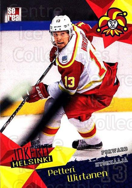 2016-17 Finnish Jokerit Helsinki Sereal #G15 Petteri Wirtanen<br/>7 In Stock - $2.00 each - <a href=https://centericecollectibles.foxycart.com/cart?name=2016-17%20Finnish%20Jokerit%20Helsinki%20Sereal%20%23G15%20Petteri%20Wirtane...&quantity_max=7&price=$2.00&code=697774 class=foxycart> Buy it now! </a>