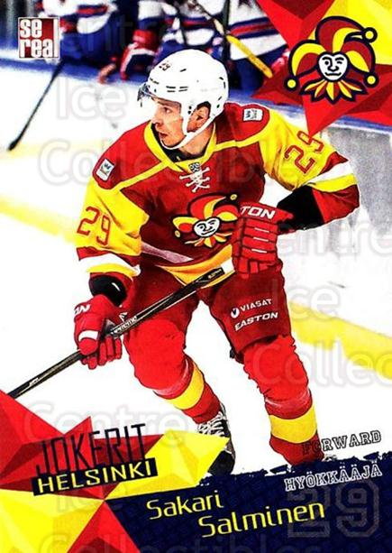 2016-17 Finnish Jokerit Helsinki Sereal #G23 Sakari Salminen<br/>7 In Stock - $2.00 each - <a href=https://centericecollectibles.foxycart.com/cart?name=2016-17%20Finnish%20Jokerit%20Helsinki%20Sereal%20%23G23%20Sakari%20Salminen...&quantity_max=7&price=$2.00&code=697782 class=foxycart> Buy it now! </a>