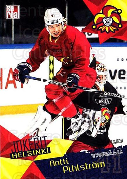 2016-17 Finnish Jokerit Helsinki Sereal #G24 Antti Pihlstrom<br/>8 In Stock - $2.00 each - <a href=https://centericecollectibles.foxycart.com/cart?name=2016-17%20Finnish%20Jokerit%20Helsinki%20Sereal%20%23G24%20Antti%20Pihlstrom...&quantity_max=8&price=$2.00&code=697783 class=foxycart> Buy it now! </a>