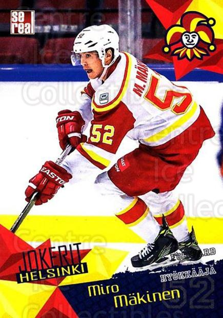 2016-17 Finnish Jokerit Helsinki Sereal #G25 Miro Makinen<br/>8 In Stock - $2.00 each - <a href=https://centericecollectibles.foxycart.com/cart?name=2016-17%20Finnish%20Jokerit%20Helsinki%20Sereal%20%23G25%20Miro%20Makinen...&quantity_max=8&price=$2.00&code=697784 class=foxycart> Buy it now! </a>