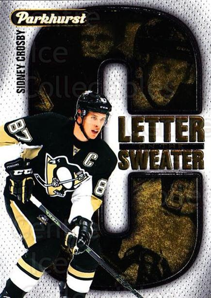 2016-17 Parkhurst Letter On The Sweater #6 Sidney Crosby<br/>1 In Stock - $5.00 each - <a href=https://centericecollectibles.foxycart.com/cart?name=2016-17%20Parkhurst%20Letter%20On%20The%20Sweater%20%236%20Sidney%20Crosby...&quantity_max=1&price=$5.00&code=697952 class=foxycart> Buy it now! </a>