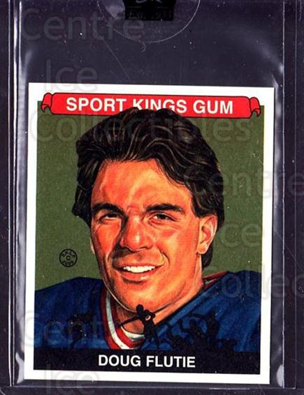 2009 Sportkings Mini #114 Doug Flutie<br/>1 In Stock - $10.00 each - <a href=https://centericecollectibles.foxycart.com/cart?name=2009%20Sportkings%20Mini%20%23114%20Doug%20Flutie...&price=$10.00&code=698331 class=foxycart> Buy it now! </a>