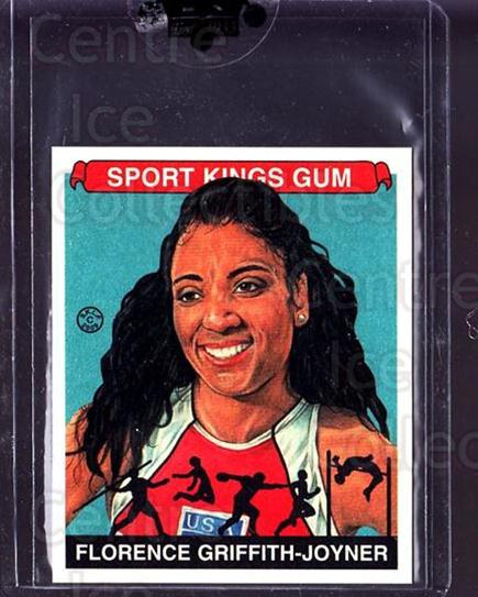 2009 Sportkings Mini #131 Florence Griffith-Joyner<br/>5 In Stock - $10.00 each - <a href=https://centericecollectibles.foxycart.com/cart?name=2009%20Sportkings%20Mini%20%23131%20Florence%20Griffi...&price=$10.00&code=698348 class=foxycart> Buy it now! </a>
