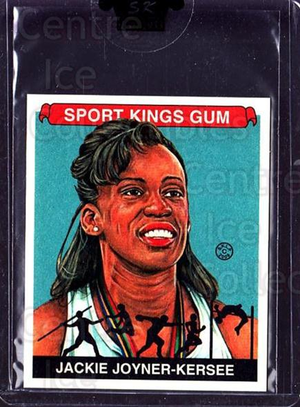 2009 Sportkings Mini #151 Jackie Joyner-Kersee<br/>5 In Stock - $10.00 each - <a href=https://centericecollectibles.foxycart.com/cart?name=2009%20Sportkings%20Mini%20%23151%20Jackie%20Joyner-K...&price=$10.00&code=698368 class=foxycart> Buy it now! </a>