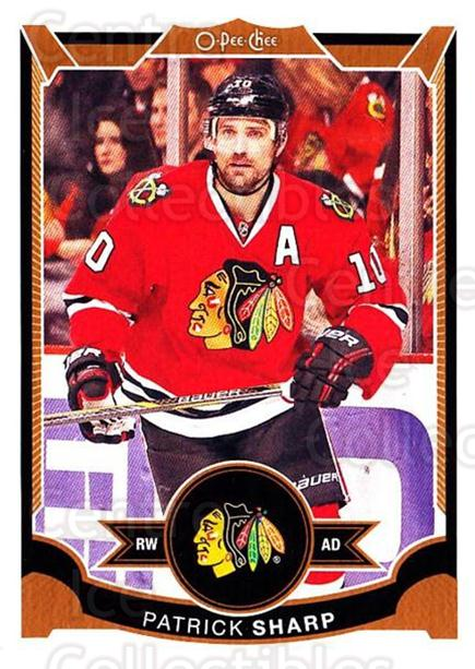 2015-16 O-pee-chee #105 Patrick Sharp<br/>4 In Stock - $1.00 each - <a href=https://centericecollectibles.foxycart.com/cart?name=2015-16%20O-pee-chee%20%23105%20Patrick%20Sharp...&quantity_max=4&price=$1.00&code=698576 class=foxycart> Buy it now! </a>