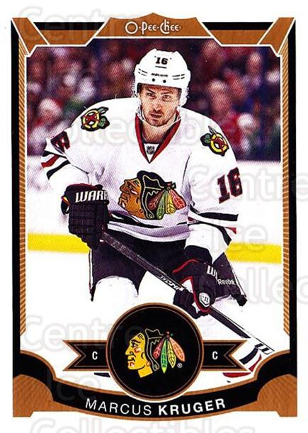 2015-16 O-pee-chee #265 Marcus Kruger<br/>5 In Stock - $1.00 each - <a href=https://centericecollectibles.foxycart.com/cart?name=2015-16%20O-pee-chee%20%23265%20Marcus%20Kruger...&quantity_max=5&price=$1.00&code=698736 class=foxycart> Buy it now! </a>
