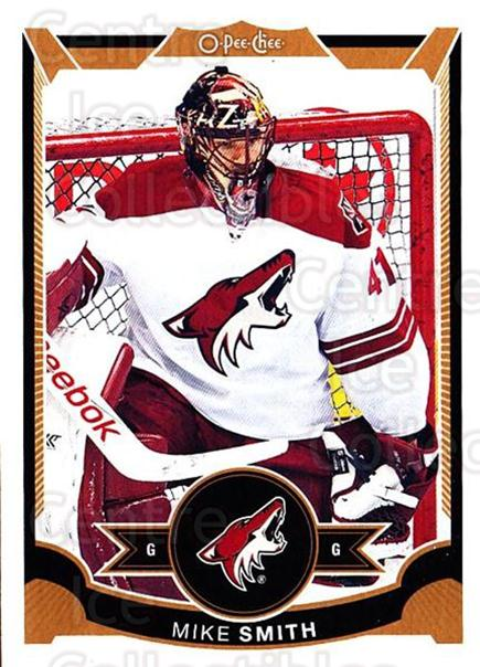 2015-16 O-pee-chee #340 Mike Smith<br/>5 In Stock - $1.00 each - <a href=https://centericecollectibles.foxycart.com/cart?name=2015-16%20O-pee-chee%20%23340%20Mike%20Smith...&quantity_max=5&price=$1.00&code=698811 class=foxycart> Buy it now! </a>