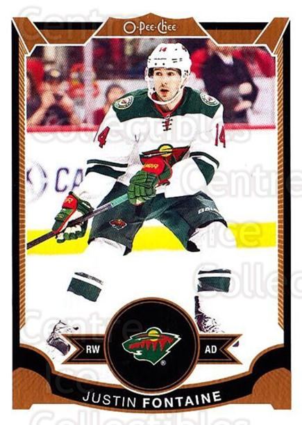 2015-16 O-pee-chee #341 Justin Fontaine<br/>5 In Stock - $1.00 each - <a href=https://centericecollectibles.foxycart.com/cart?name=2015-16%20O-pee-chee%20%23341%20Justin%20Fontaine...&quantity_max=5&price=$1.00&code=698812 class=foxycart> Buy it now! </a>