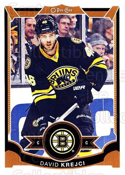 2015-16 O-pee-chee #387 David Krejci<br/>5 In Stock - $1.00 each - <a href=https://centericecollectibles.foxycart.com/cart?name=2015-16%20O-pee-chee%20%23387%20David%20Krejci...&quantity_max=5&price=$1.00&code=698858 class=foxycart> Buy it now! </a>